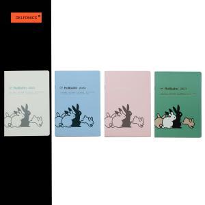 DELFONICS デルフォニックス  ダイアリー手帳 2020年版  ロルバーン ノートダイアリー...