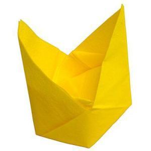 【箱売り】8ツ折カラー2PLYナプキン レモン 2000枚【国産】【ディナー】【テーブルコーディネート】 kami-plaza