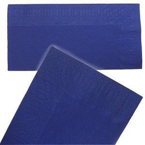 【箱売り】8ツ折カラー2PLYナプキン ディープブルー 2000枚【国産】【ディナー】【テーブルコーディネート】 kami-plaza