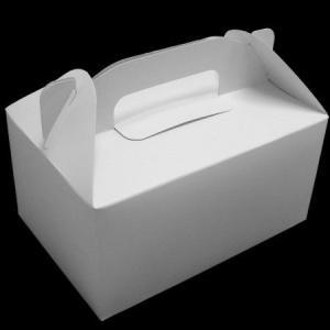手付きケーキ箱6号100枚(180×120×90mmh)|kami-plaza
