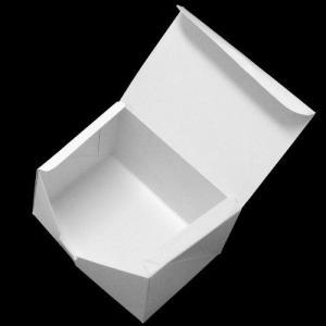 ワンタッチ式お菓子箱4号100枚(130×90×75mmh)|kami-plaza