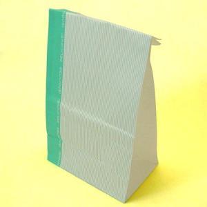 角底袋デリシャス100枚 (食品お持ち帰り用の、耐油性・透気性・透湿性に優れたマチ付き紙袋)|kami-plaza