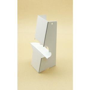 紙スタンドA3縦用シール付 バラ売り(パネルスタンド・紙足)|kami-plaza|03