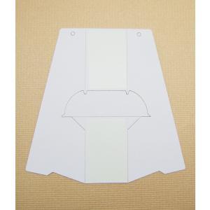 紙スタンドA6縦用シール付 バラ売り(パネルスタンド・紙足)|kami-plaza|02