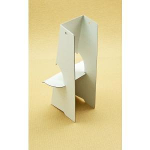 紙スタンドA6縦用シール付 バラ売り(パネルスタンド・紙足)|kami-plaza|04