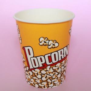 紙コップ32オンス(ポップコーンカップ)500個|kami-plaza