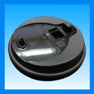 【箱買い】リフトアップリッド 黒 口径80mm用 2000個 送料無料|kami-plaza