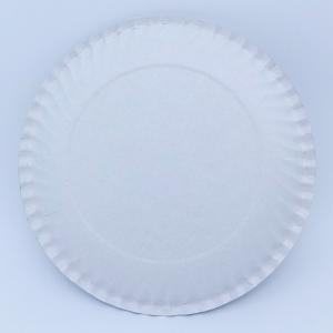 菊型紙皿シルバー6号140mm:50枚 ふちどりがおしゃれで可愛い パーティ用 使い捨て紙皿|kami-plaza|02