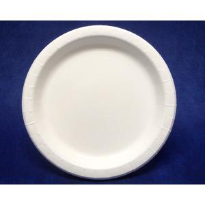 紙皿ホワイト11号27cm(50枚) 業務用 とても大きな使い捨て紙皿|kami-plaza