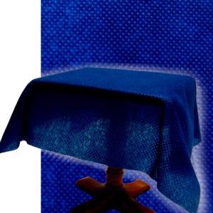 不織布テーブルクロス100cm巾(10枚) ダークブルー|kami-plaza