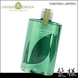 ニューウェイジャパン グラングリーン ディープクレンジングシャンプー 280mL|kami