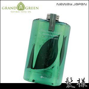 ニューウェイジャパン グラングリーン ディープクレンジングシャンプー 560mL|kami