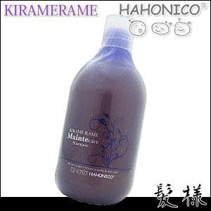 ハホニコ キラメラメ メンテケア シャンプー 300mL|kami