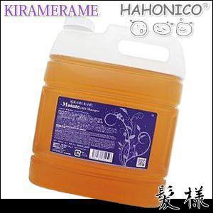 ハホニコ キラメラメ メンテケア シャンプー 4000mL 詰替え|kami