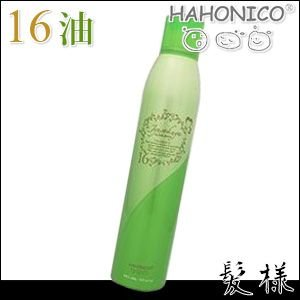 ハホニコ 十六油 ジュウロクユ ツヤススプレー 180g|kami