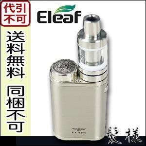 電子タバコ Eleaf iStick Pico 海軍 フルシルバー|kami