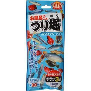 【メール便・1通に3個まで】お風呂で釣り堀 縁日シリーズ 入浴剤 kamibako2009