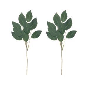 神棚 神具 ミニ榊造花 1対(2本入り)