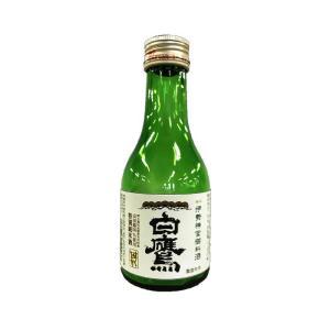 御神酒 伊勢神宮・御料酒蔵純米酒180ML 白鷹 伊勢ラベル|kamidana