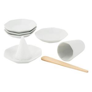 八角盛り塩セット 盛塩セット|kamidana