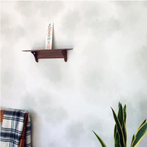 神棚 モダン 洋風神棚板 Kurumi ウォールナット製|kamidana