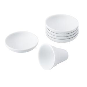 盛塩セット 小 盛り塩セット /素焼き皿5枚付き...