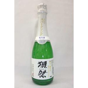 (クール便発送)獺祭だっさい 磨き三割九分 スパークリング 360ml 日本酒(2015年3月)