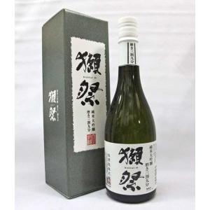 (おひとり様12本まで)獺祭だっさい 純米大吟醸 磨き三割九分 720ml 日本酒(箱入り)