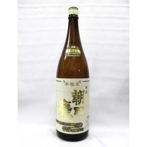 (クール便発送)朝日鷹  低温貯蔵酒 特撰本醸造 1,8L 日本酒