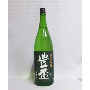 豊盃ほうはい 純米吟醸 豊盃米 1800ml 日本酒(2020年10月)