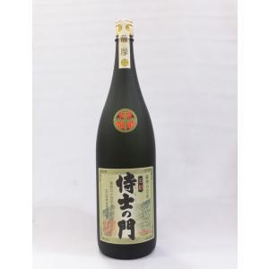 侍士の門(さむらいのもん) 芋焼酎25度 1,8L