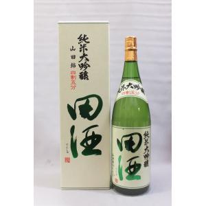 田酒 純米大吟醸 四割五分 1800ml 日本酒(箱入り)(2020年10月日付)|上方市場!