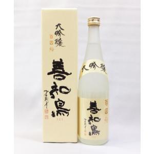(クール便発送)善知鳥うとう  大吟醸 百四拾 720ml日本酒(2020年8月)|上方市場!