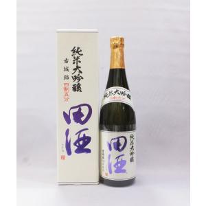 (クール便発送)田酒 古城乃錦 純米大吟醸 720ml 日本酒(2015年7月)