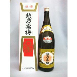 越乃寒梅 別撰 特別本醸造 1,8L 日本酒「越乃寒梅」箱入