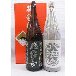 (クール便発送)(日本酒飲み比べギフトセット)飛露喜 特別純...