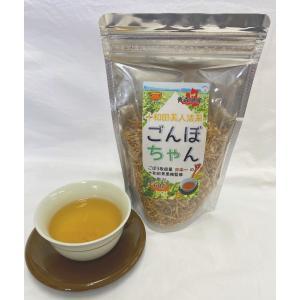 十和田美人活彩 ごんぼちゃん 60g / ごぼう茶 /  健康茶 / 食物繊維 kamikitanousan
