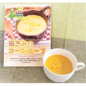 嶽きみのコーンスープ 180g 岩木屋|kamikitanousan