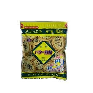 特製バター煎餅 16枚入 kamikitanousan