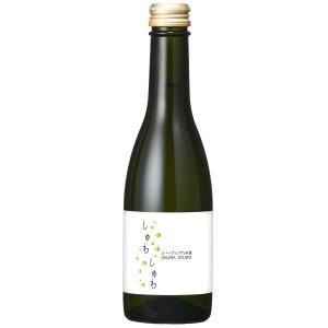 発泡性清酒 「しゅわしゅわ」250ml |kamikokoro