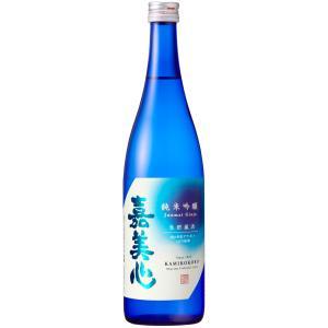 純米吟醸 生貯蔵 720ml|kamikokoro