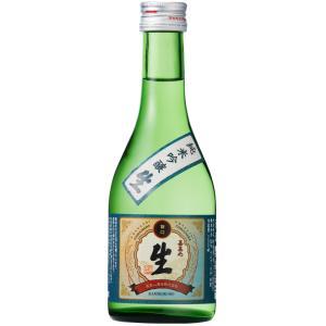 【4/19蔵出し開始!クール便発送】 嘉美心 純米吟醸生 300ml|kamikokoro