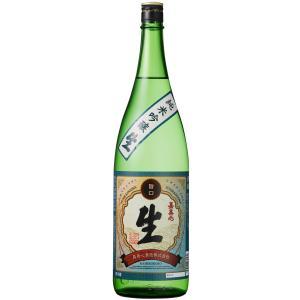 【クール便発送】 嘉美心 純米吟醸生 1800ml|kamikokoro