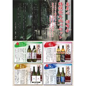 ご予約受付中!嘉美心 頒布会「特撰飲み比べセット」(送料込)|kamikokoro