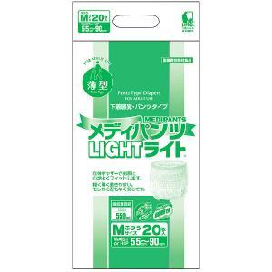 メディパ メディパンツ ライト[うす型]|kamiomutu