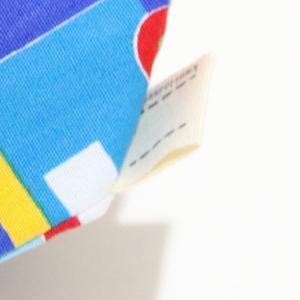 コップ袋サイズの巾着 (日本製コットン・TOY CARS)|kamitonuno|04