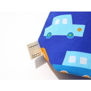ぷっくり!お弁当袋&コップ袋セット (日本製コットン・TOY CARS)|kamitonuno|04