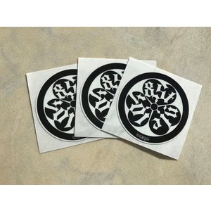 1048Style crest sticker|kamiwaza-japan