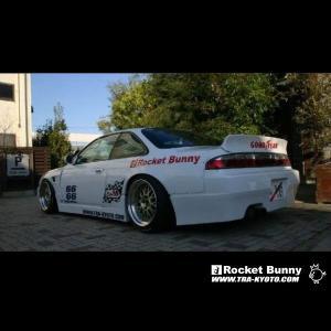 Rocket Bunny S14 シルビア ダックテイル|kamiwaza-japan