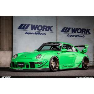RAUH-Welt Begriff Wide Body kit for Porsche930,964,993|kamiwaza-japan
